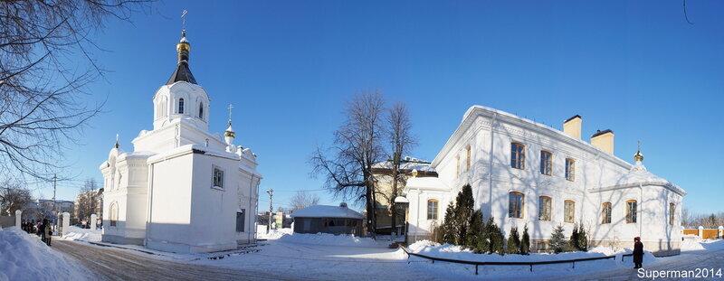 Звенигород - Храм Александра Невского