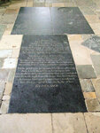 Jane Austen's Grave - Winchester Cathedral.