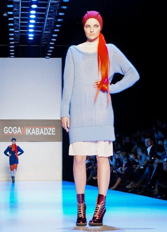 0 8176d cb75fec5 XL Goga Nikabadze на Mercedes Benz Fashion Week