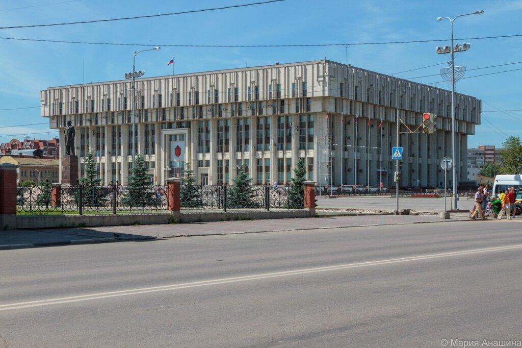 Администрация Тульской области и Тульского городского округа