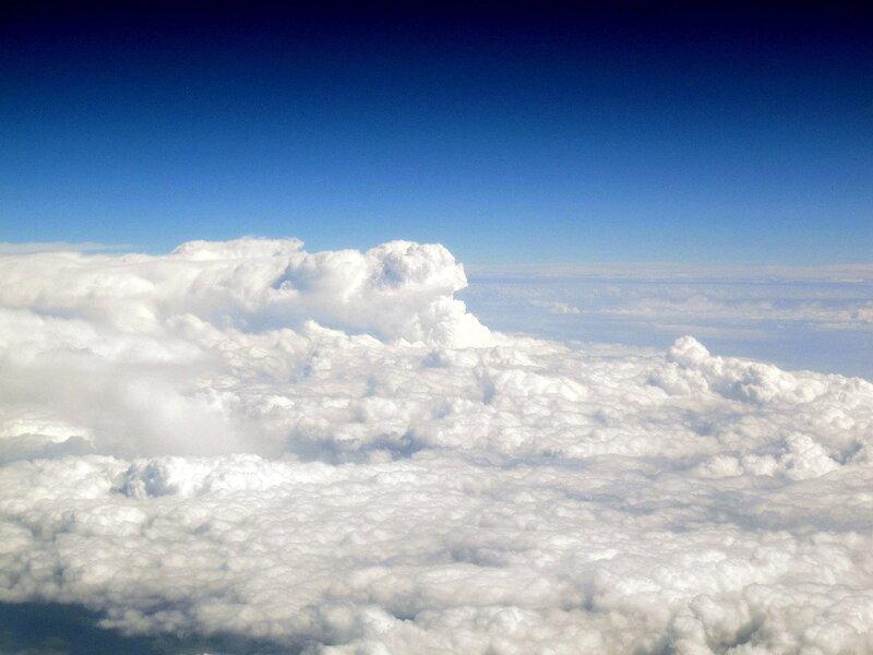 Над Землёй