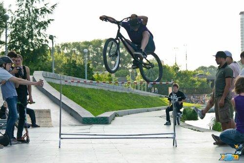 Как сделать банни хоп на обычном велосипеде