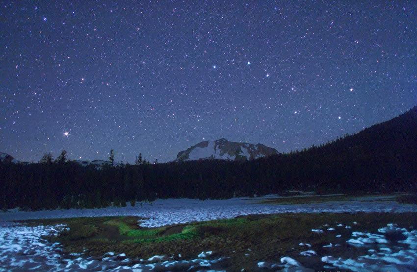 Семь звёзд Большой Медведицы