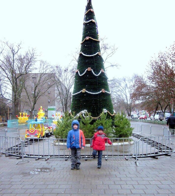 Фотографии Светланы Левады, Ейск, декабрь 2011