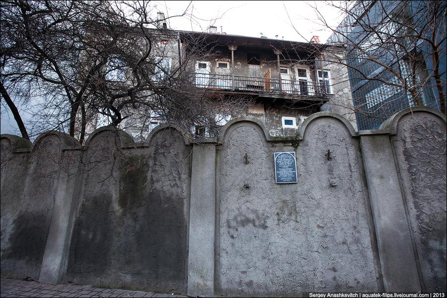 Район Подгуже в Кракове