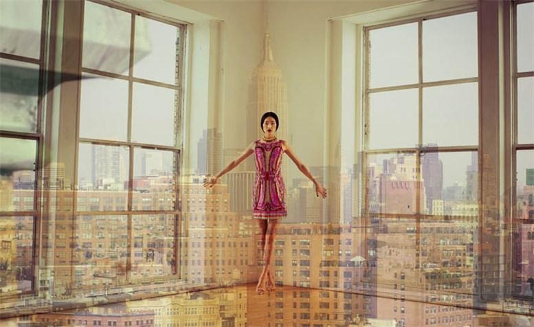 модель Динара Четырова / Dinara Chetyrova, фотограф Gustavo Marx