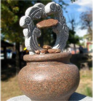 памятник дерунам