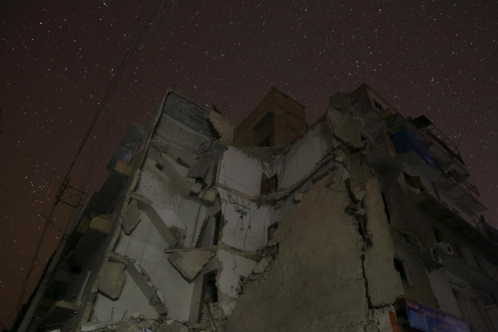 Алеппо 11.12.2015