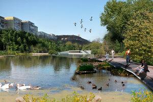 Администрация Владивостока опубликовала проект развития парка Минного городка