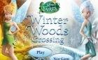 Игра феи тайны зимнего леса для винкс