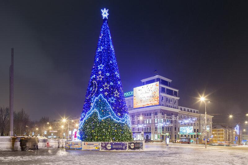 z1uk - Новогодняя Ёлка в Донецке