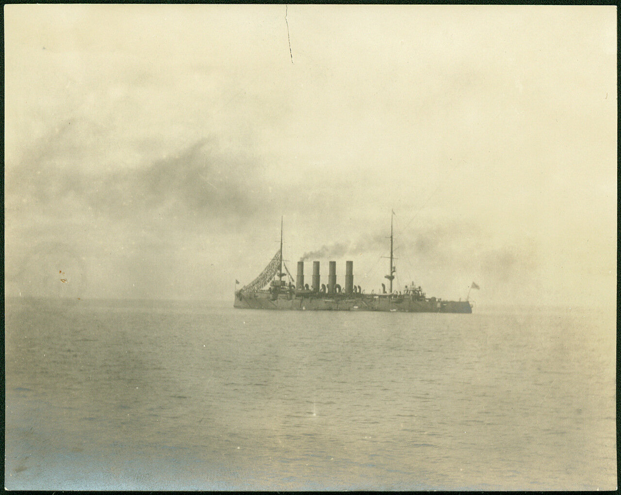 Крейсер «Варяг» в Чемульпо