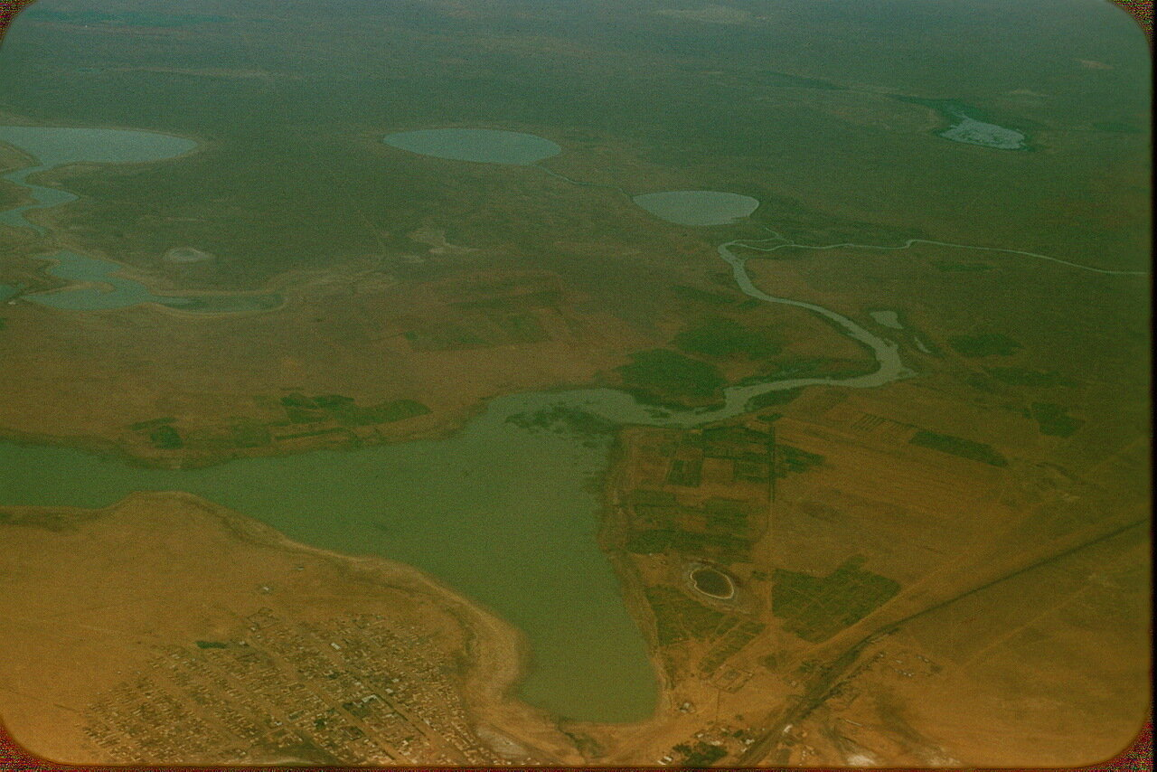 3. Степи к северу от Аральского моря