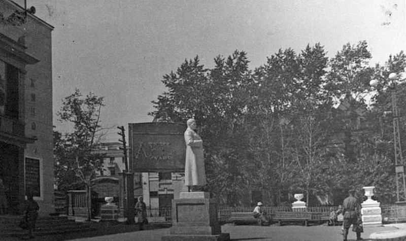 Перед к-т Родина, 1953 г.