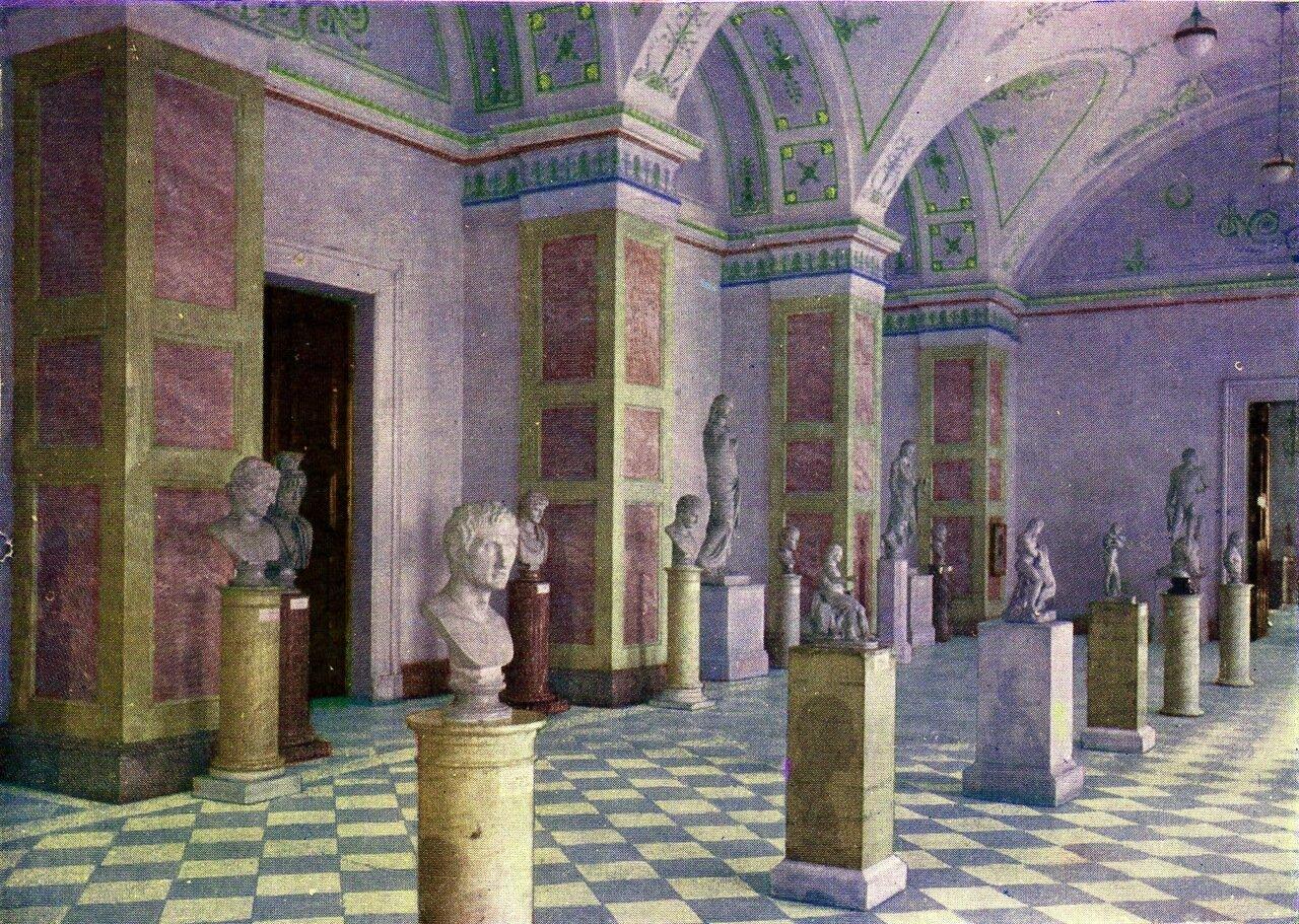 Зал греческой скульптуры IV в. до н.э.