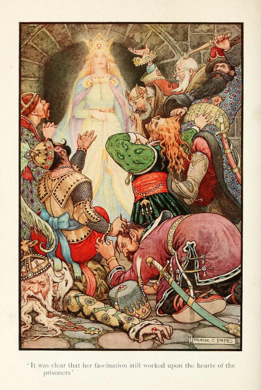 Иллюстрации к сказкам эротика фото 661-548