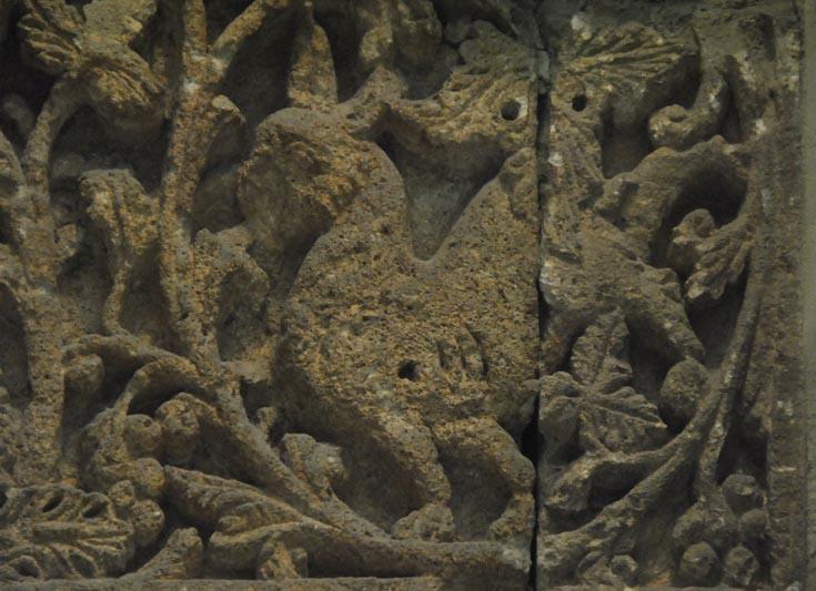 фриз из Мшатты