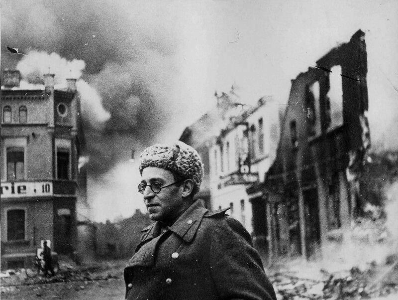 Василий Гроссман, статьи о войне