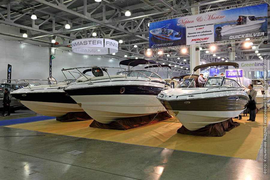 фото Moscow Boat Show