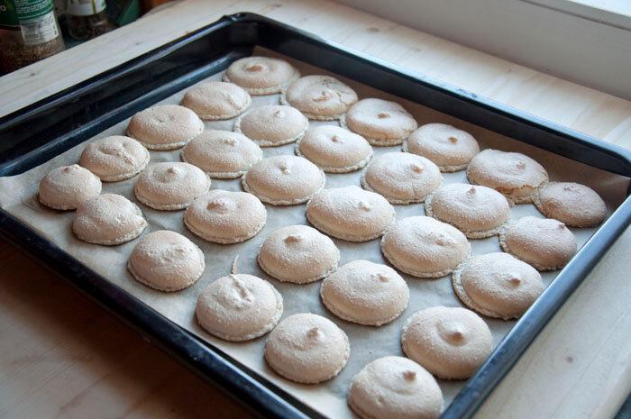 Печеньки в юбочках