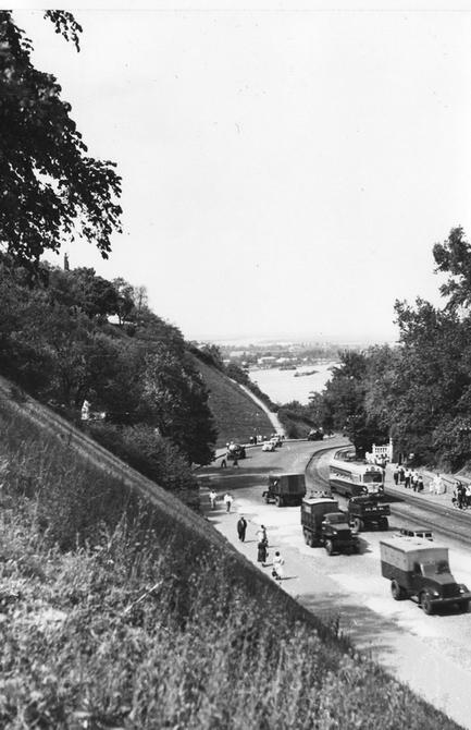 1956. Владимирский спуск