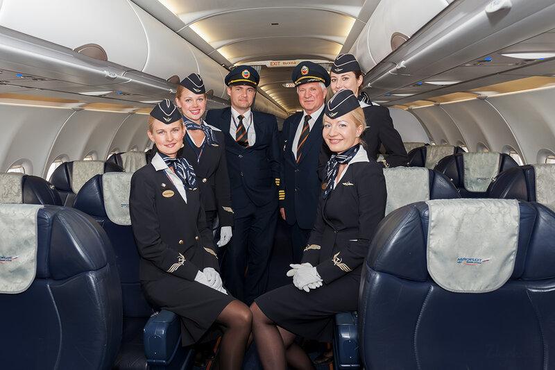 Airbus A320-214 (VP-BKC) Аэрофлот D706260