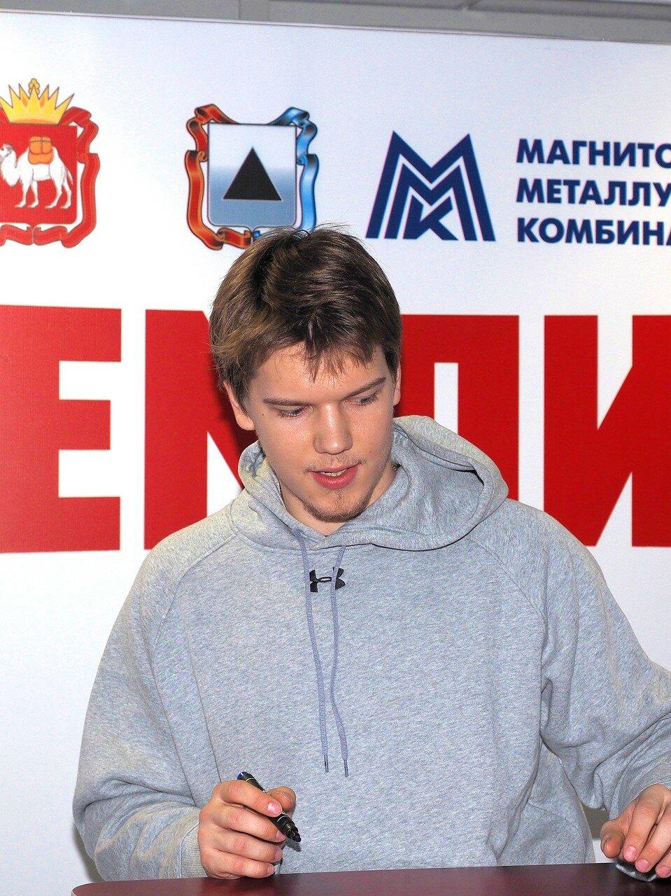48Металлург - Сибирь 18.09.2015