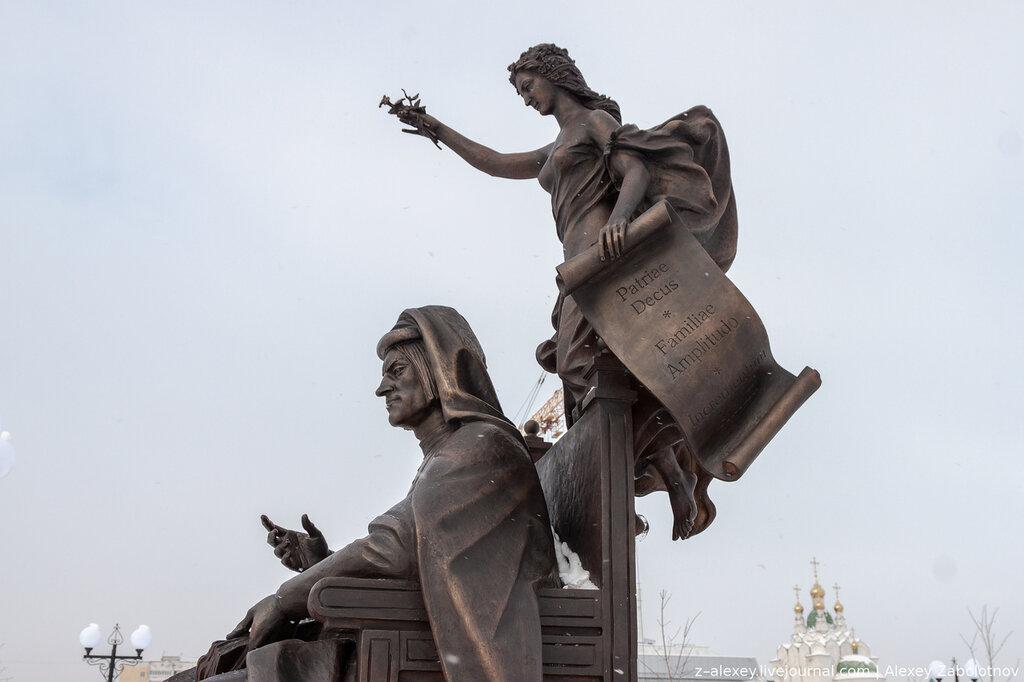 Памятник Лоренцо ди Пьеро ди Медичи