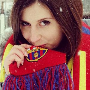 Девушка из Кишинёва встретится с игроками ФК Barcelona