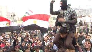 В Египте прошли столкновения — в Суец введена бронетехника