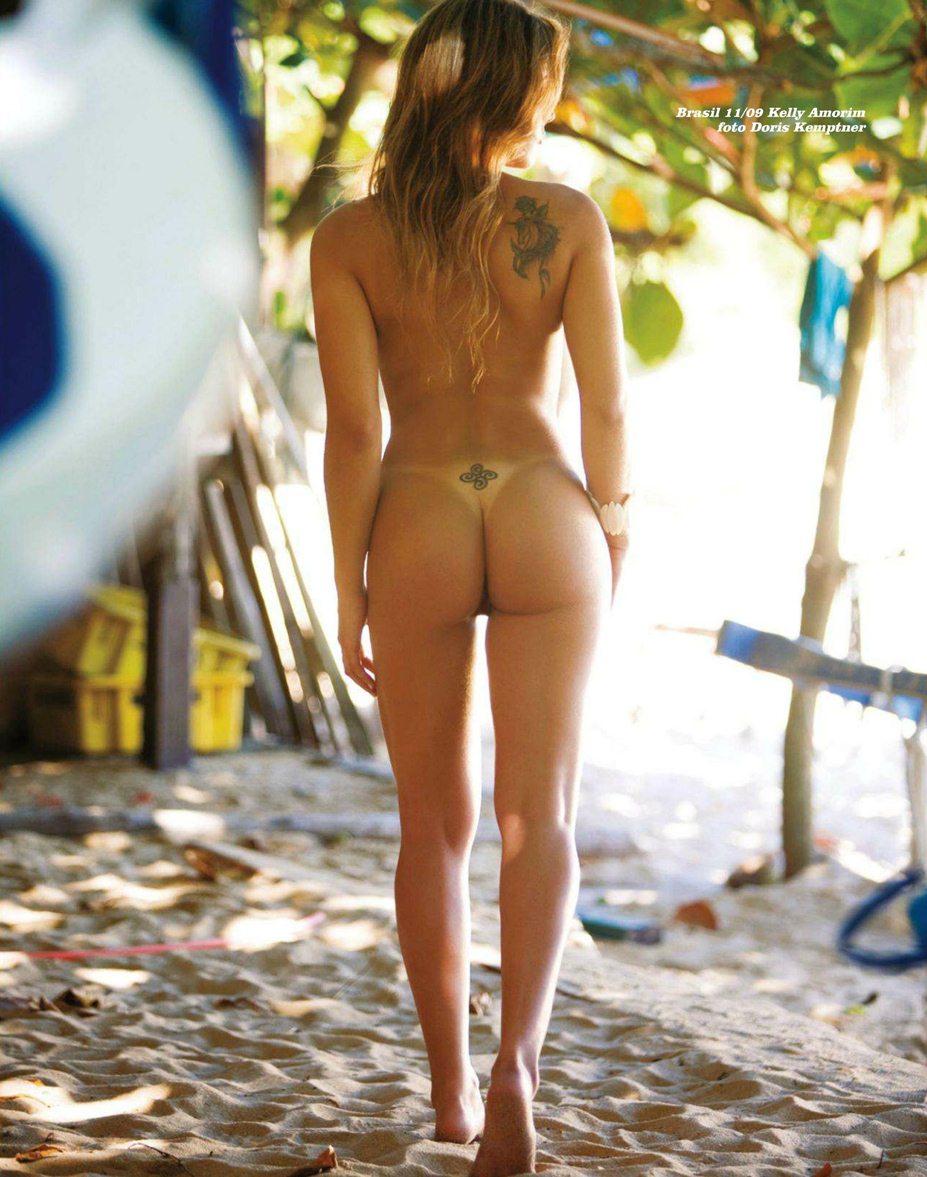 Ass of the World / Rear View - Playboy - самые красивые попы - Kelly Amorim
