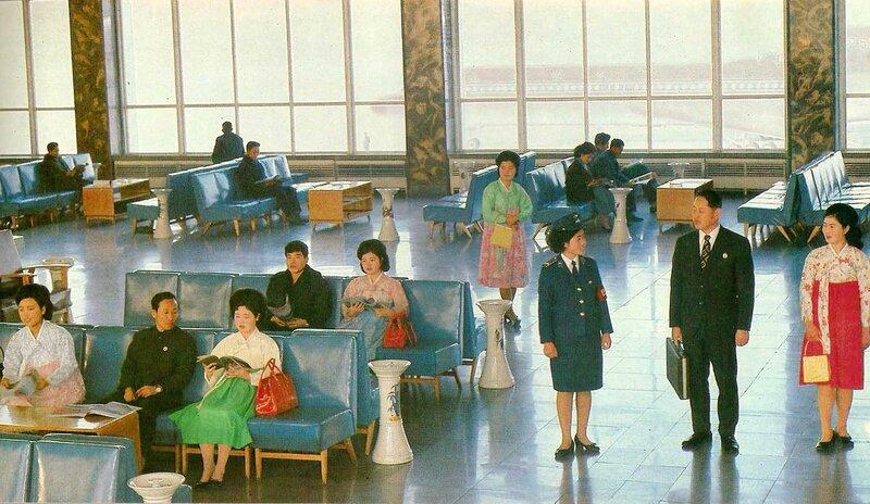 Жизнь в Северной Корее конца 1970-х. Часть 4. Транспорт и промышленность