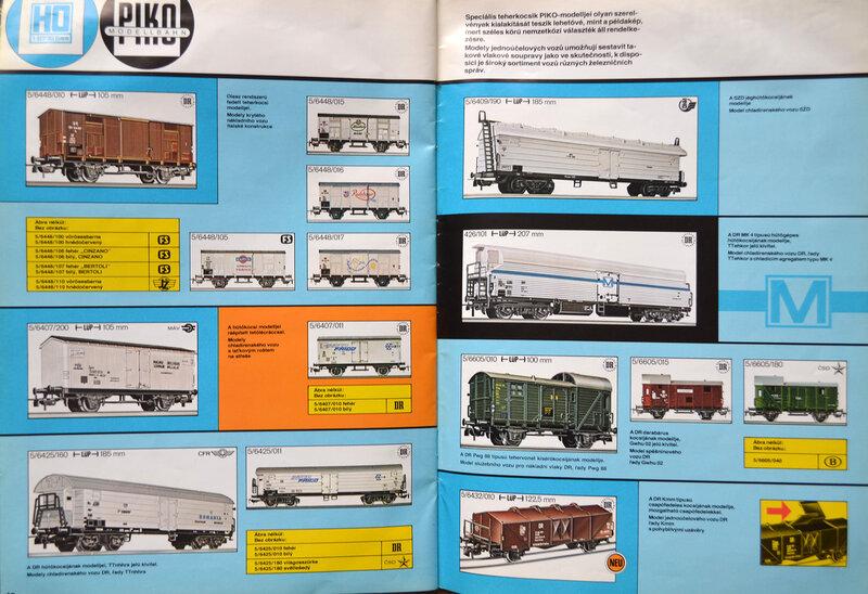 Любимые игрушки детства: каталог железной дороги из ГДР