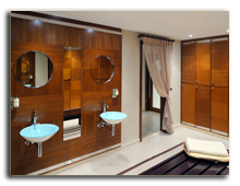 ОАЭ. Дубаи. UAE. Grosvenor House, Dubai. Retreat Spa – Changing Room