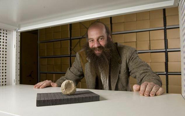 Странная находка археологов