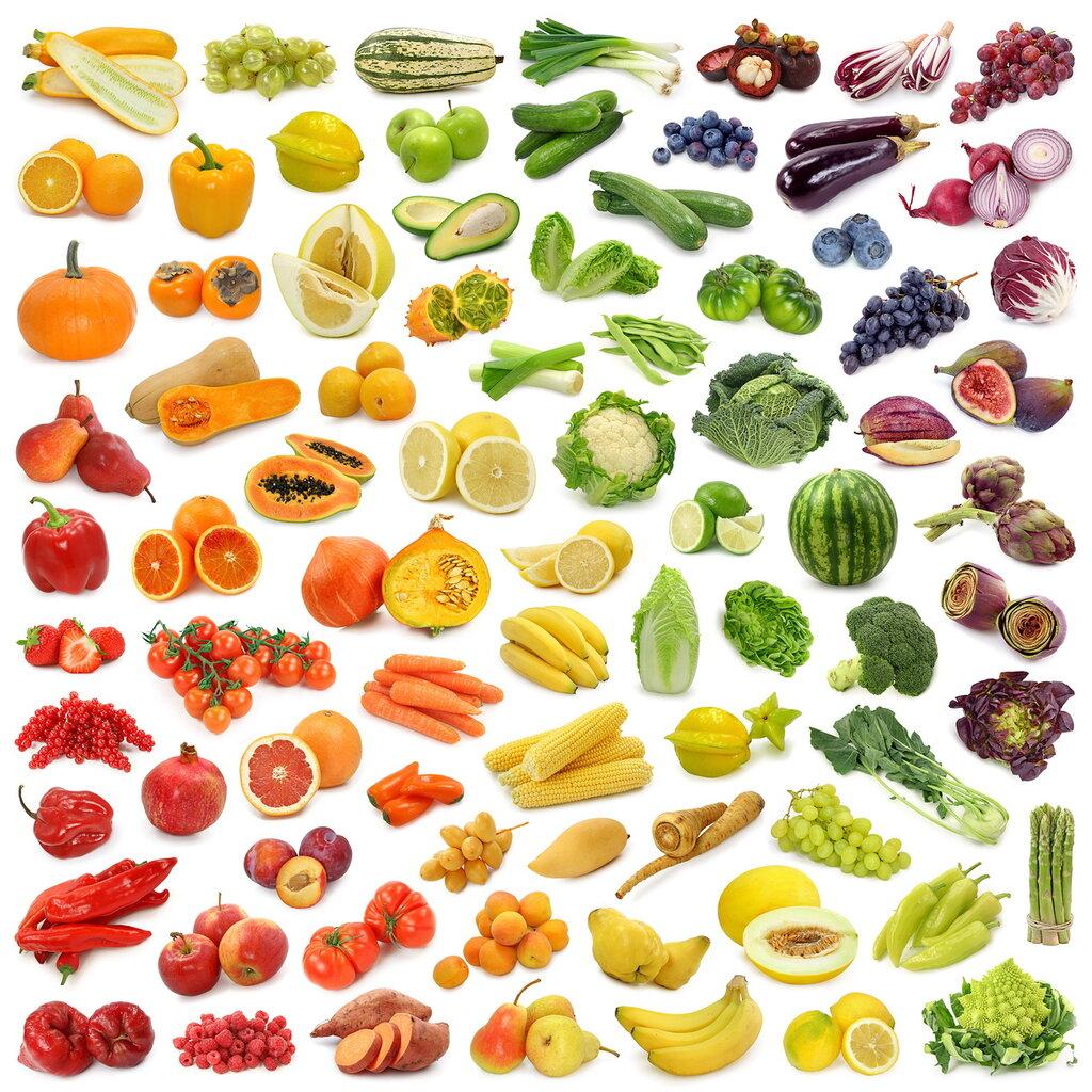 Самые полезные овощи для нашего здоровья: 10 овощей, которые должны быть на нашем столе круглый год