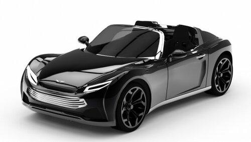 Новое слово в электромобилях: французский электромобиль Pariss