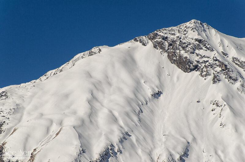 снежные пики Гималаев, непал, анапурна