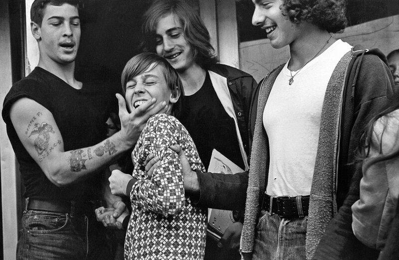 Joseph Szabo. Великолепная жанровая серия - Американские подростки 80-х и 90-х. 38 снимков