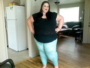 жирные тётки в одежде