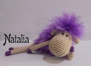 pecorella magliaia, овечка вязальщица