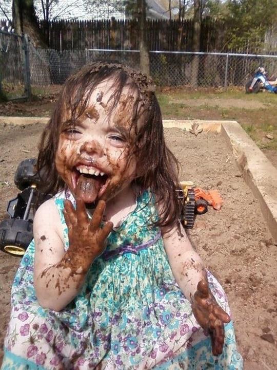 грязное очко алёнки фото