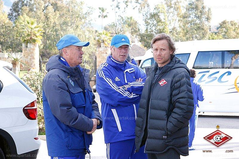 Блохин и Михайличенко