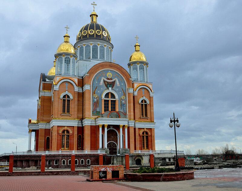 Покровский собор.Киев, Оболонь