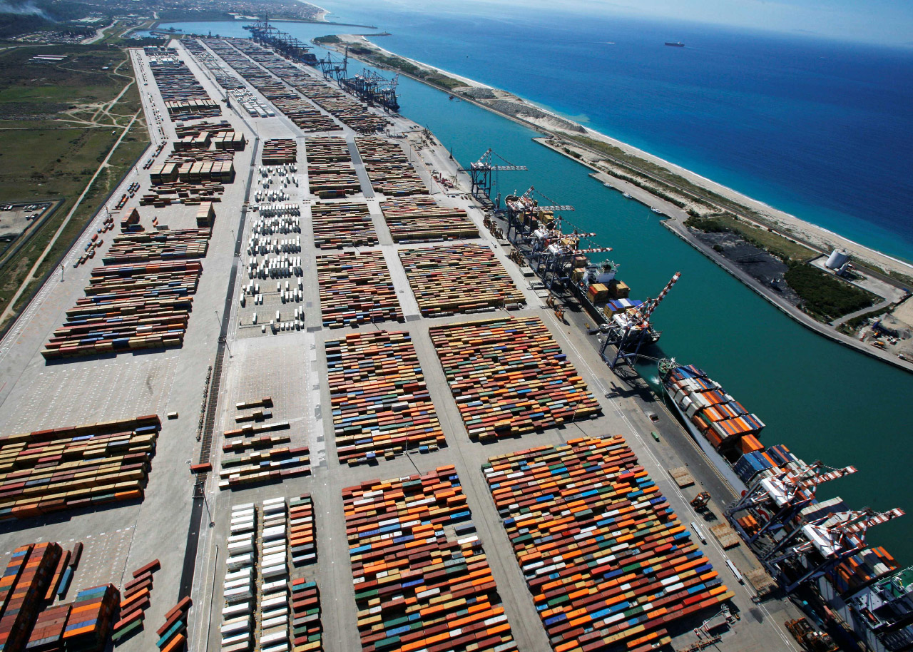 Gioia Tauro Italy  City new picture : 127 gioia tauro italy teus 2 26 mln port 53 in world port 10 in europe ...