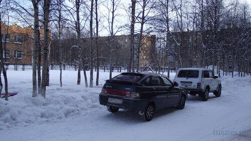 Фотография Инты №2989  Воркутинская 4 д/с