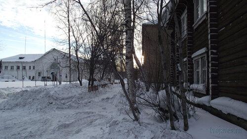 Фотография Инты №3212  Кулешова 10, 5 и Кирова 9 03.02.2013_12:14