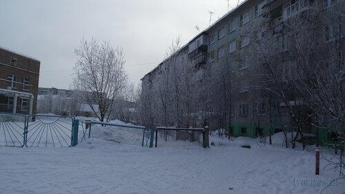 Фото города Инта №3458  Мира 63 и 65 10.02.2013_12:53