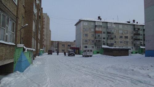Фото города Инта №3467  Мира 69, 59, 57, 59а, 65 и 67 110.02.2013_12:57