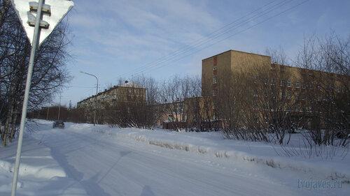 Фото города Инта №3600  Мира 32 и 24Б
